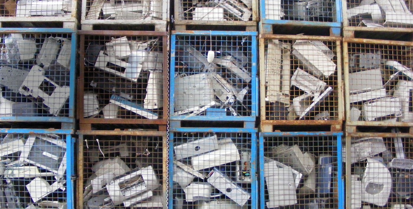 Study locates weak links in e-waste supply chain