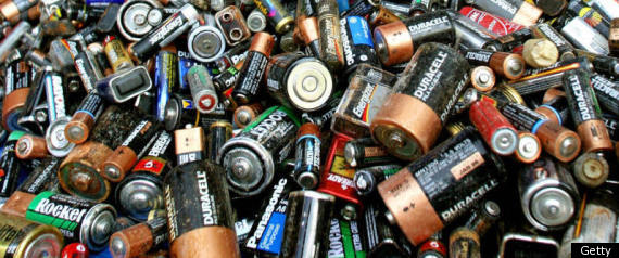 Recycle Batteries for LauraLynn