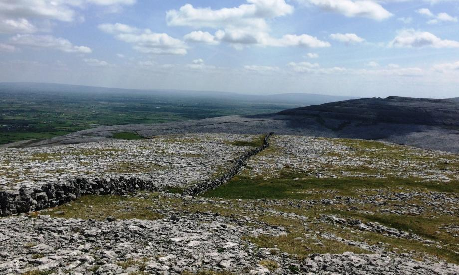 Creed presents EU Life Award to Burren Farmers