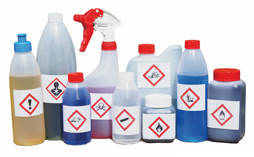 The 1st of June 2017 marked the end of old labels on chemical products