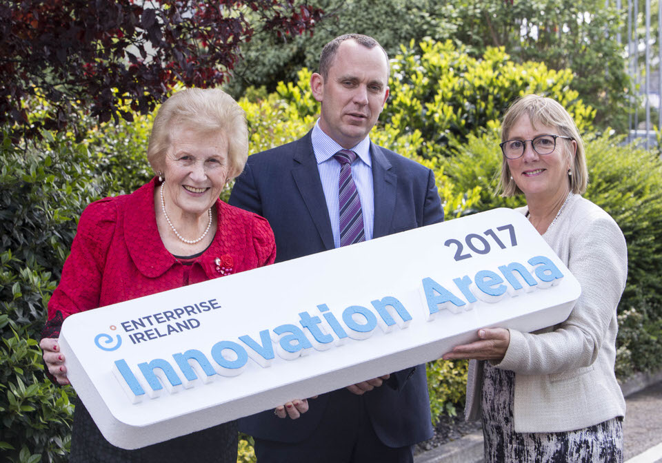 Applications Open for the Innovation Arena at the National Ploughing Championships 2017