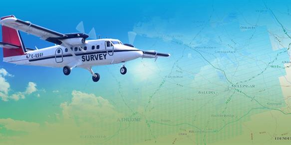 Tellus Embarks on Seventh Year of National Survey: First Flight Takes off over counties Limerick, Tipperary and Cork