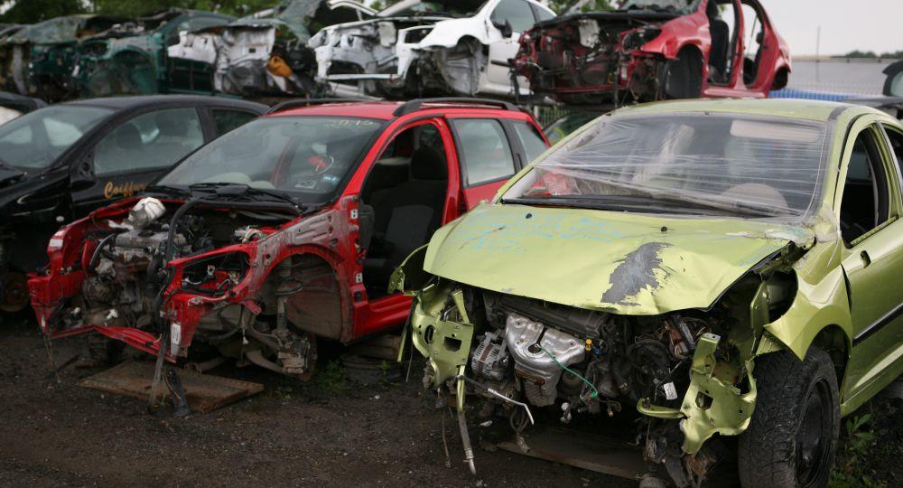 EPA – End-of-Life Vehicle Statistics for Ireland 2014