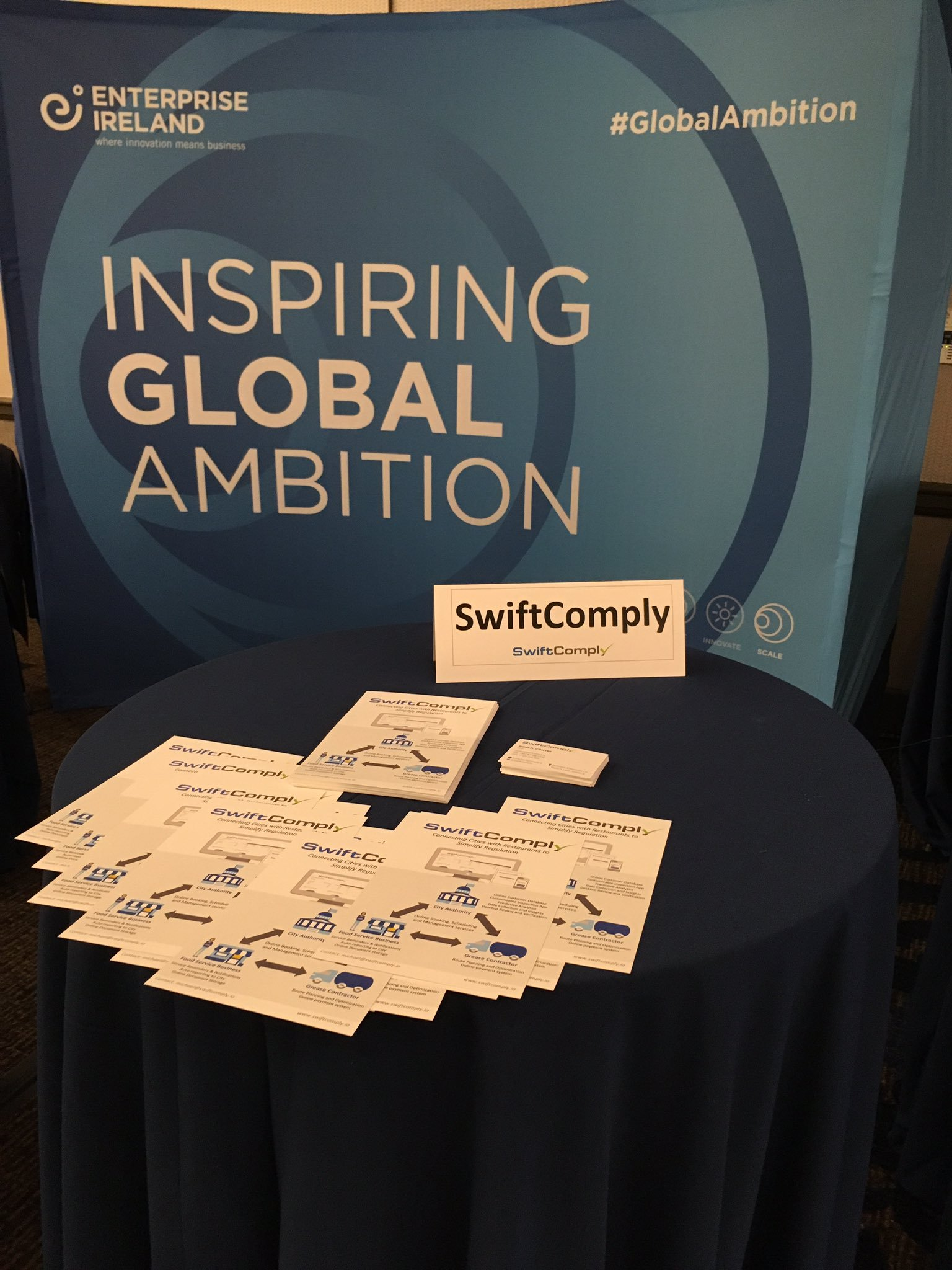 Swiftcomply – Simplifying environmental compliance for more sustainable communities