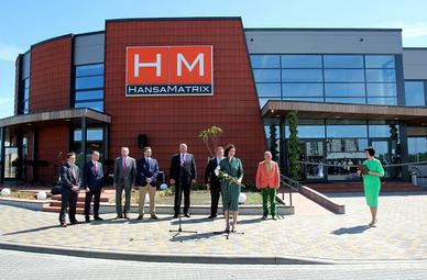 Lean in Europe-Visit 15- Hansa Matrix