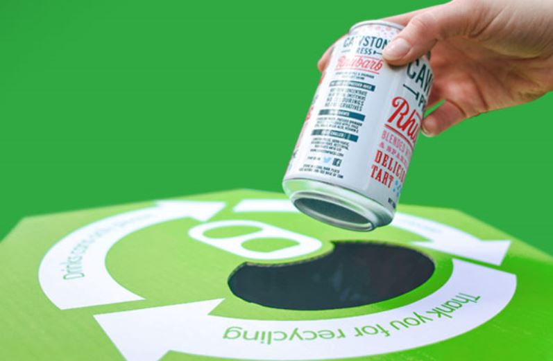 Every Can Counts Expands in Ireland