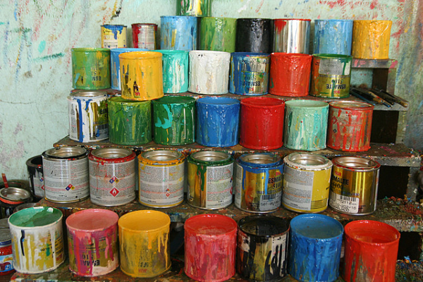 Winners of the regional paint reuse programme announced.