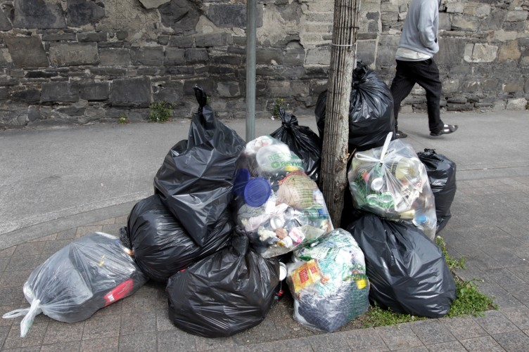 Testing How to Tackle Illegal Dumping in Dublin