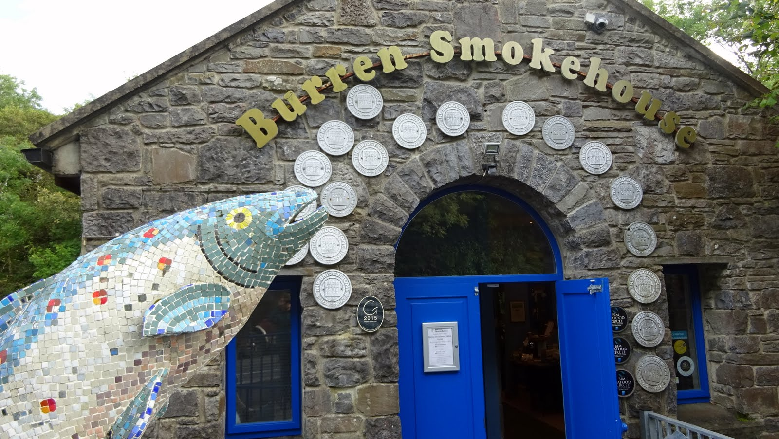 Burren Smokehouse recognised for sustainable sourcing and practices at Annual Green Awards