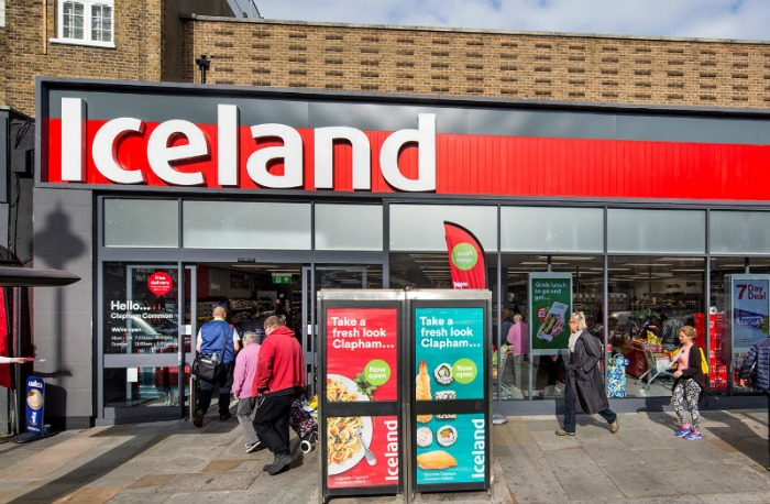 Food retailer Iceland aims to be plastic-free across own label range by 2023