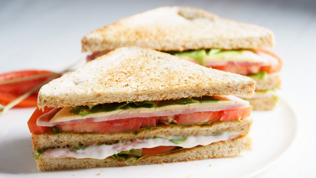 What is the environmental impact of your lunch-time sandwich?