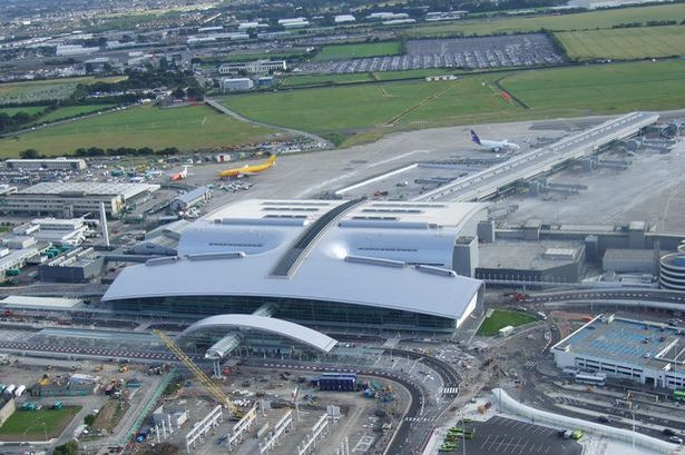 New Solar Farm Opened at Dublin Airport
