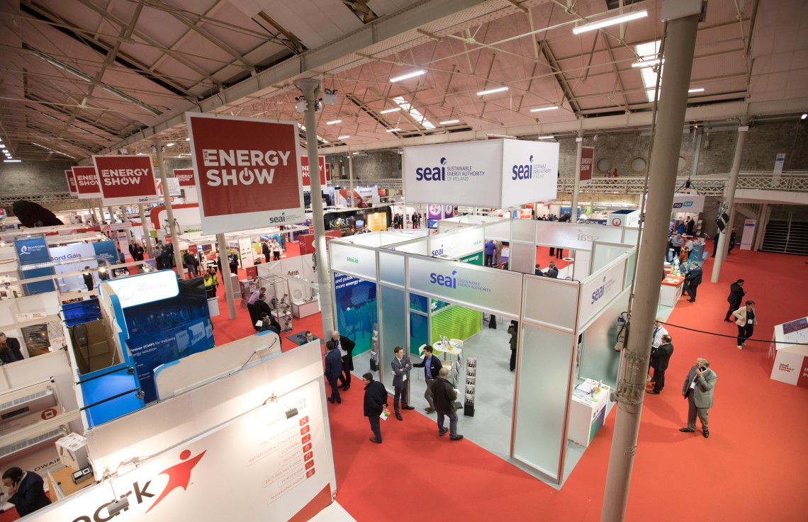 The SEAI Energy Show 2018 – Less than seven weeks to go