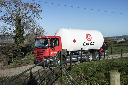 Calor BioLPG is Ireland's first certified renewable LPG