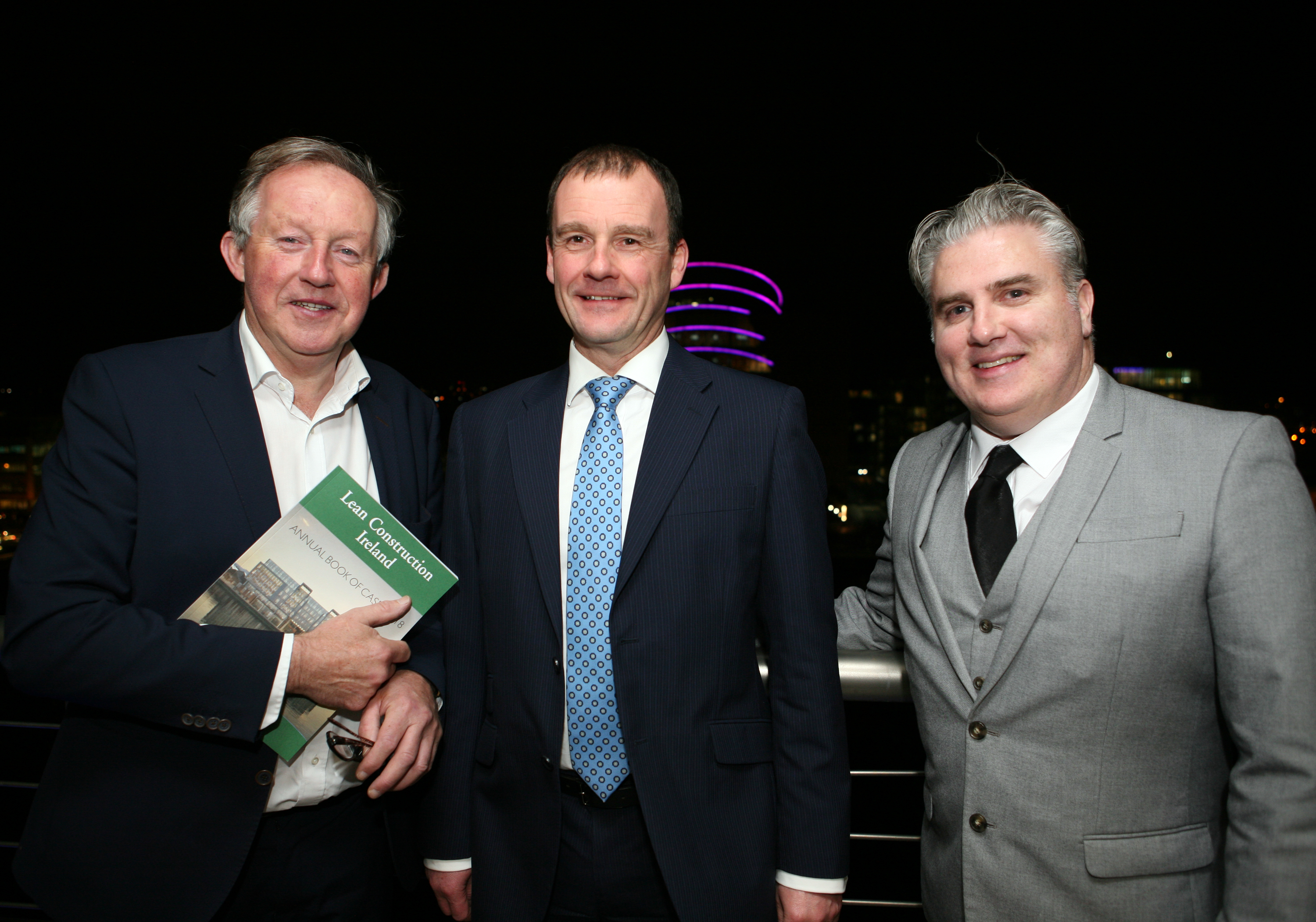 Lean Construction Ireland Book of Cases Launch