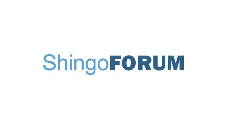Seani Devlin of Abbvie speaking at the Shingo Forum